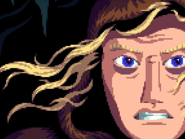 Fan Creates Warcraft III Pixel Art Cutscene