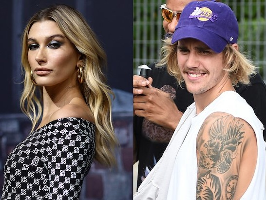 Tabloid Tells Hailey Baldwin And Justin Bieber They're Pregnant After She Refuted It