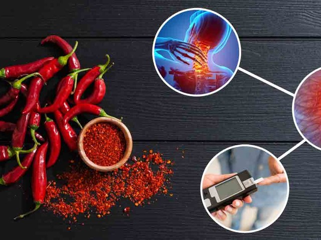 The 'Hot' Health Benefits of Chili Peppers