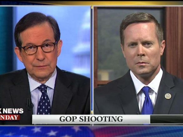 Congressman Survived Shooting Rodney Davis Gunman Turned Religion Politics