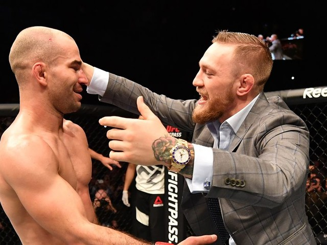 Lobov says Conor beats Khabib with right training camp: He deserves the rematch
