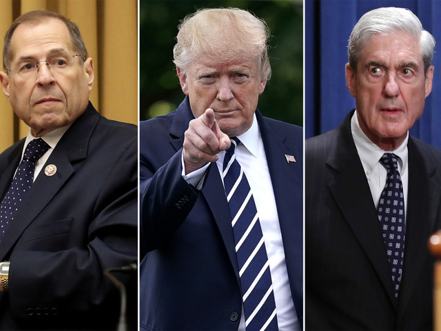 Nadler: Mueller testimony could begin Trump impeachment proceedings