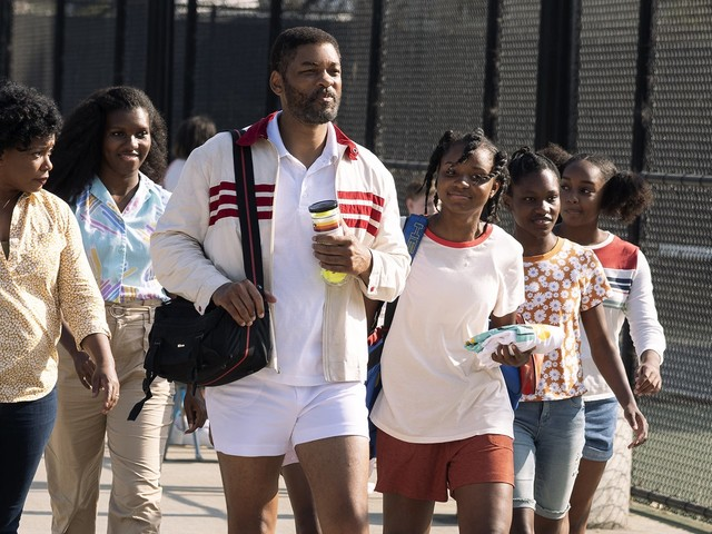 'King Richard' Highlights How A Black Dad Carved Space For His Superstar Daughters To Thrive