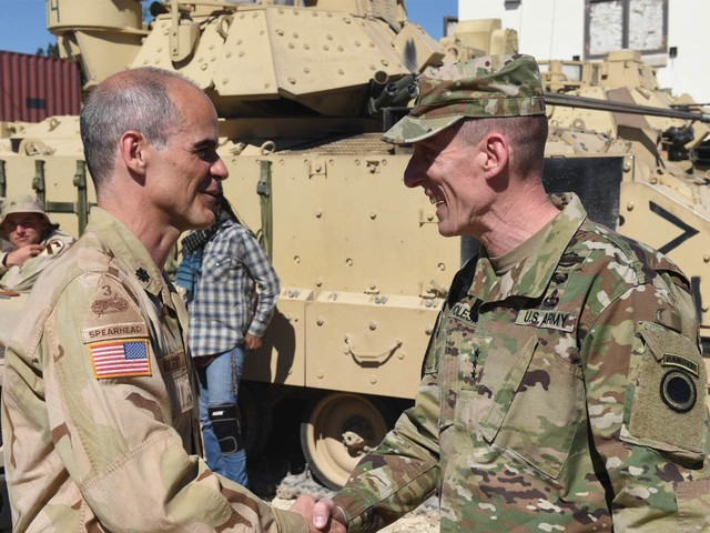 Theater of War: How actor Michael Kelly gained military muscle for 'The Long Road Home'