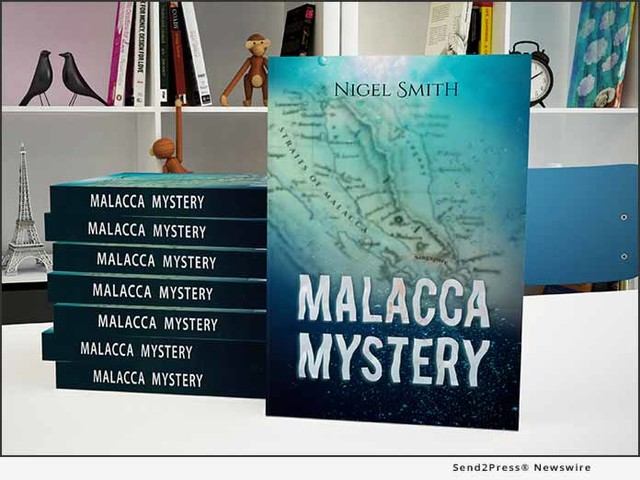 New Murder Mystery Novel Tells the Story of Oil Rig Worker Encountering Mysterious Murders, Frightening Ghosts and Tropical Love in The Malacca Straits