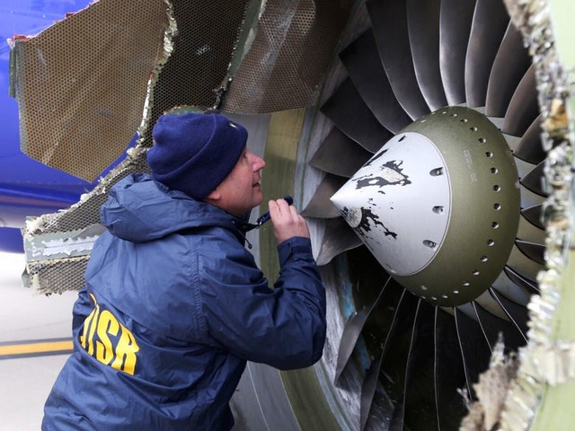 The NTSB says Boeing should redesign the engine housing on its 737 jets, which was partly to blame for a deadly Southwest accident (BA)