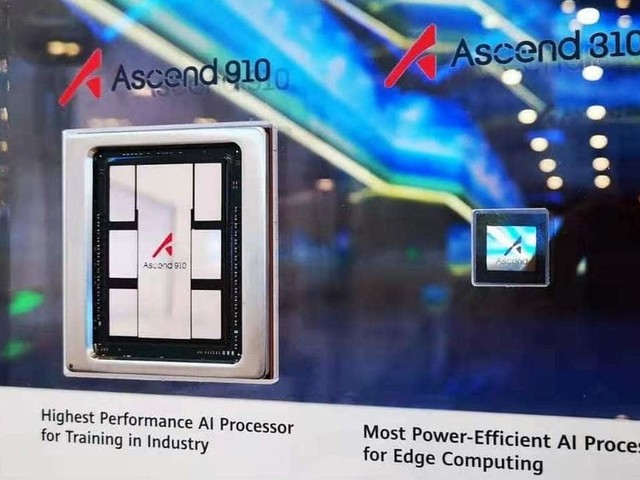 Huawei Launches 'World's Most Powerful AI Processor', Ascend 910