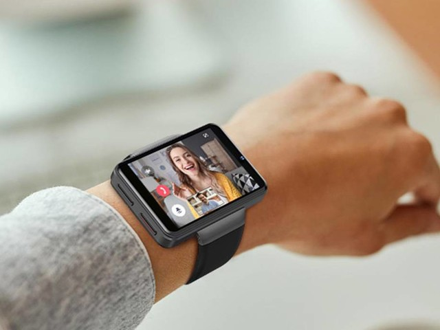 Amazon has a smartwatch with face unlock and the biggest display ever for $199
