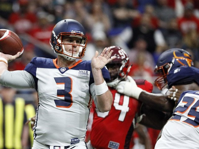 The best and worst of the AAF's brief existence