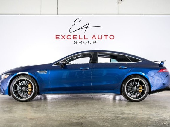 2019 Mercedes-Benz AMG--GT--63 S 4-Door Coupe