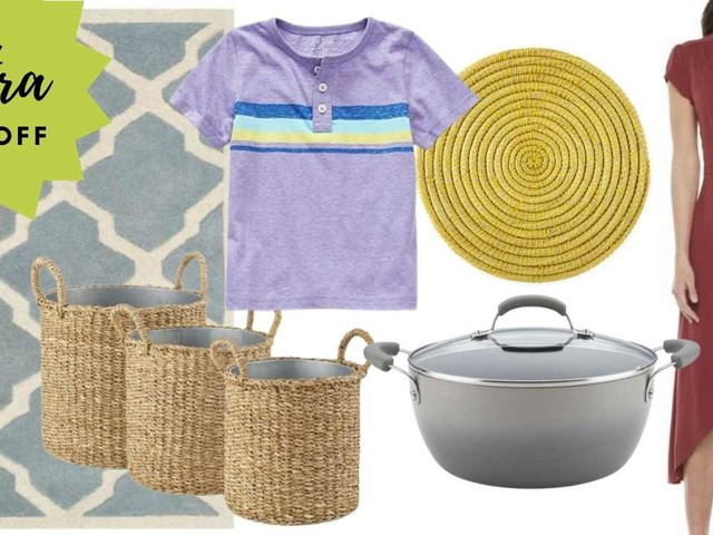 JCPenney Code | Extra 20% Off Clothes, Home Goods & More