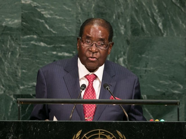 Robert Mugabe, Former President of Zimbabwe, Dead at 95