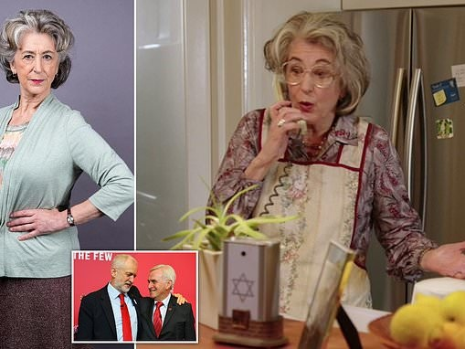 MAUREEN LIPMAN blasts Jeremy Corbyn in a damning verdict as she makes a plea to all decent people