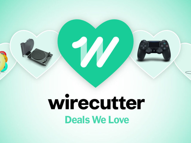 Wirecutter's best deals: Sony's DualShock 4 controller drops to $35
