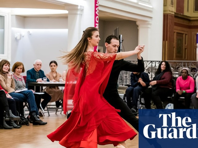 Strictly for everyone: Dance Westminster contest – in pictures