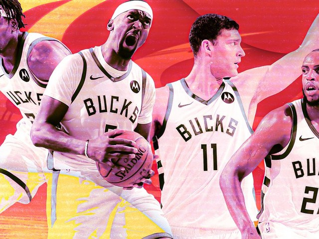 The Bucks Remind Us They're More Than Just Giannis