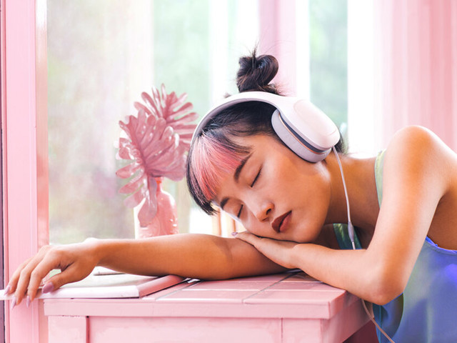 Relaxation Requested? This Meditative Throwback Playlist Has Your Back