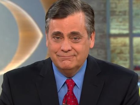 """Jonathan Turley: """"They Even Threatened My Dog"""" For Defending Trump At Impeachment Hearings"""