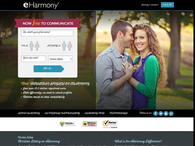 Christian Dating for Single Men & Women | Meet Christian Singles Free | eHarmony
