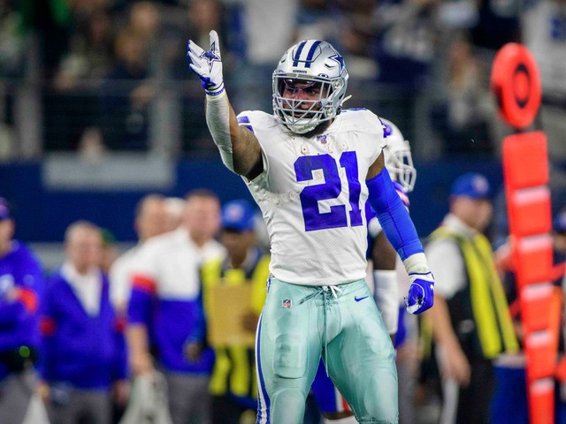 Opinion: Where's Zeke? The desperate Cowboys shift away from Elliott has backfired