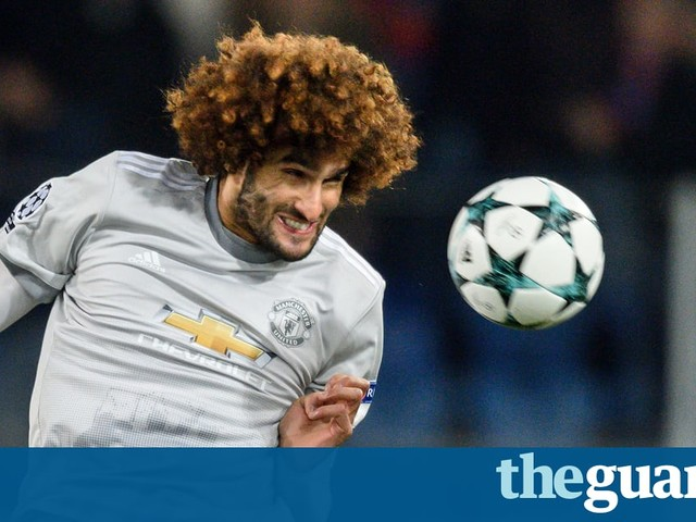 Marouane Fellaini suing New Balance for £2m over 'defective' boots