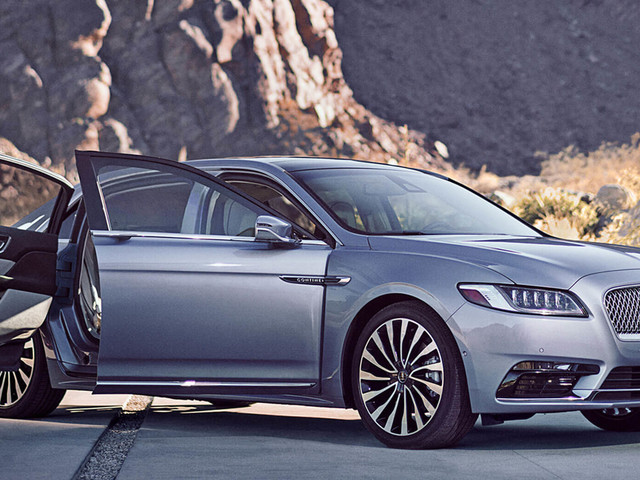 Place Your Order For The 2020 Lincoln Continental Coach Door Edition Starting Today