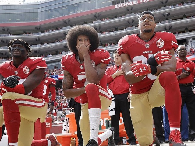 How Infighting Splintered the NFL Protest Movement