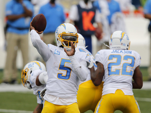 REPORTS: Chargers Team Doctor Punctures Quarterback Tyrod Taylor's Lung