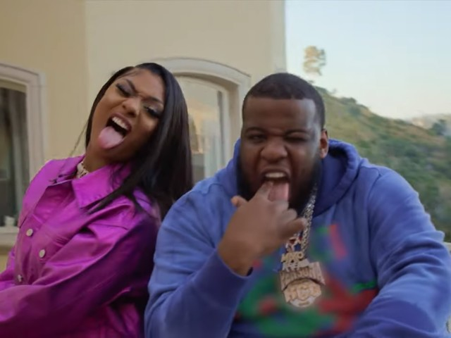 Houston's Maxo Kream and Megan Thee Stallion pay homage to 'Flavor of Love' in 'She Live'