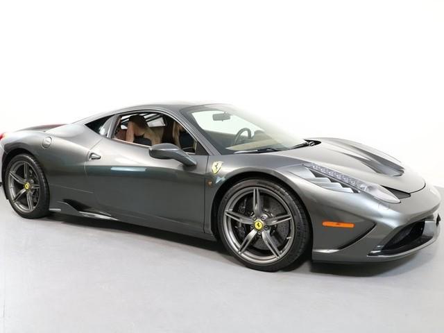 2014 Ferrari 458--Speciale