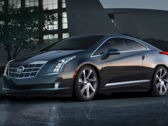 Cadillac to be GM's Lead EV Brand: Report