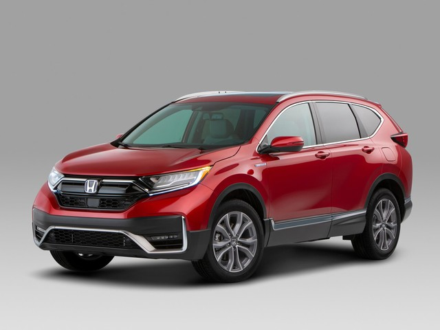 This Just In: Honda Finally Brings CR-V Hybrid To America