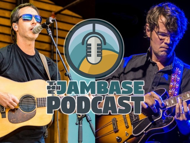 The JamBase Podcast Episode 39: Yonder Mountain String Band's Adam Aijala & North Mississippi Allstars' Luther Dickinson