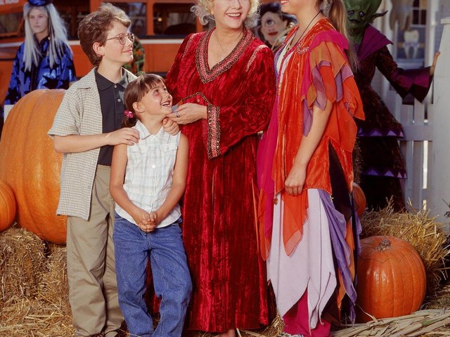 Checking in on the Cast of Halloweentown 23 Years Later