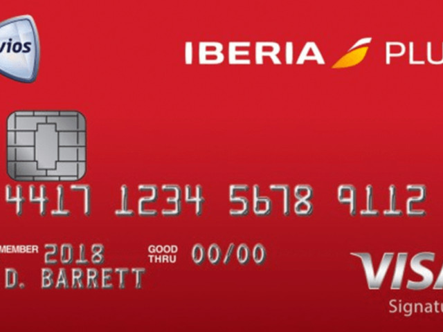Iberia Visa Signature Card: One of the Better Airline Credit Cards