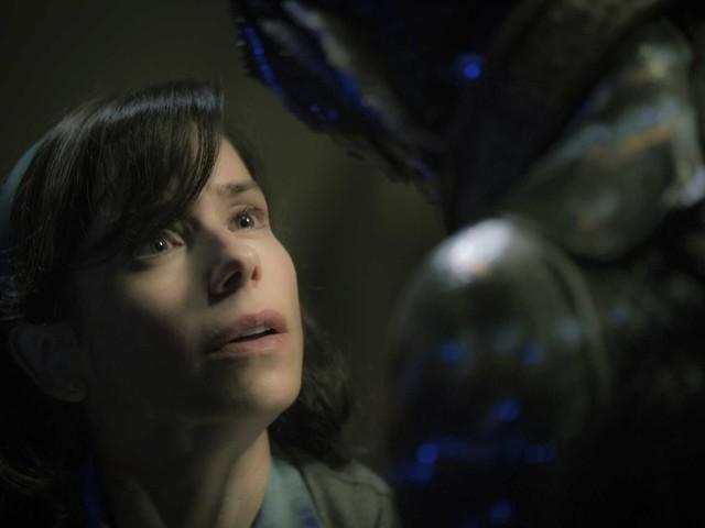 'The Shape of Water' inundates Houston critics' film awards nominations
