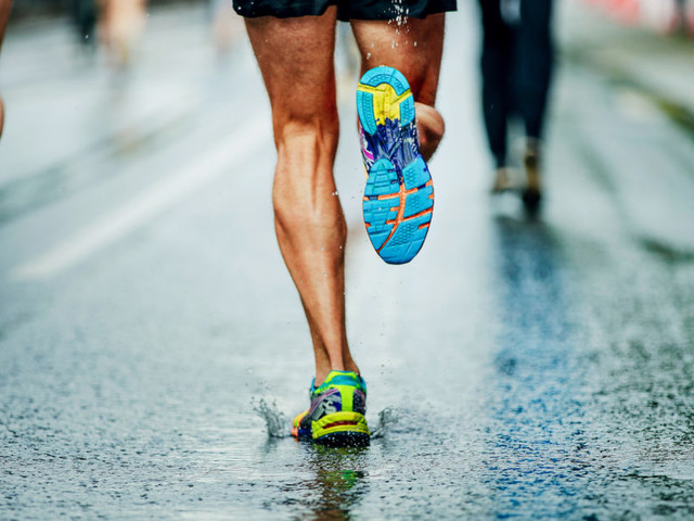 7 Tips That Will Make Running in the Rain Suck Less