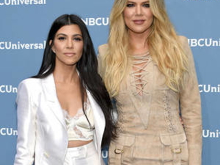 """Khloe Kardashian: """"Kourtney and I Didn't Care"""" About Keeping Up With the Kardashians at First"""