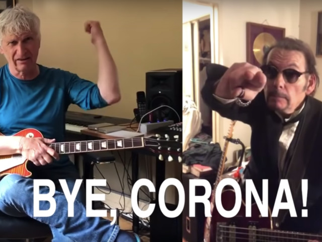 """The Knack made a """"My Sharona"""" coronavirus parody so the rest of you can stop now"""