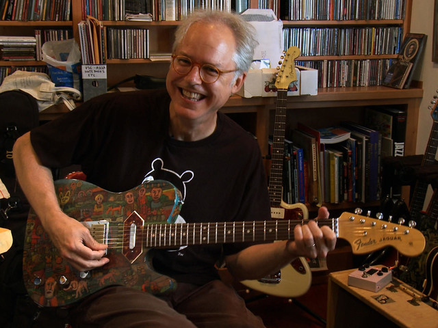 Eclectic guitarist gets his due in 'Bill Frisell: A Portrait'