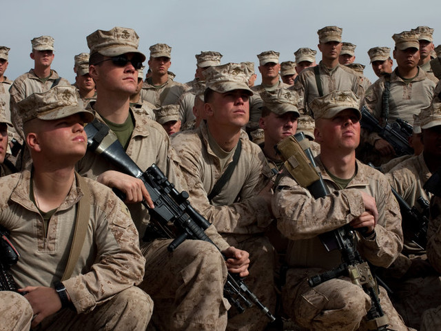'Waiting for All of It to End': A Marine's Battlefield View of U.S. Strategy in Afghanistan