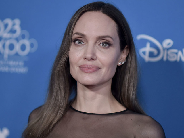 Angelina Jolie shares pride in son Maddox, joining Marvel movie 'Eternals' at D23 Expo