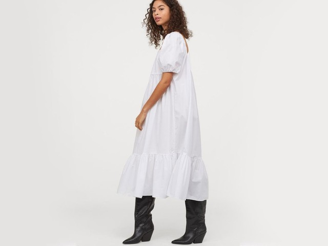 "Channel ""Little House On The Prairie"" With These 19 White Dresses"
