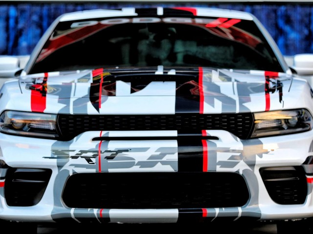 Dodge Charger Widebody Unveiled, Is A Concept In Name Only