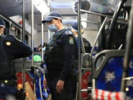 100 More Cops Dispatched To Sydney To Help Enforce Lockdown As Cases Climb