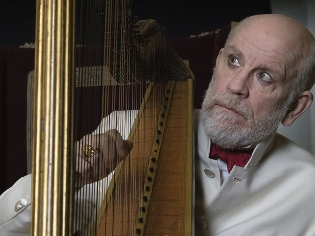 John Malkovich enters The New Pope playing field