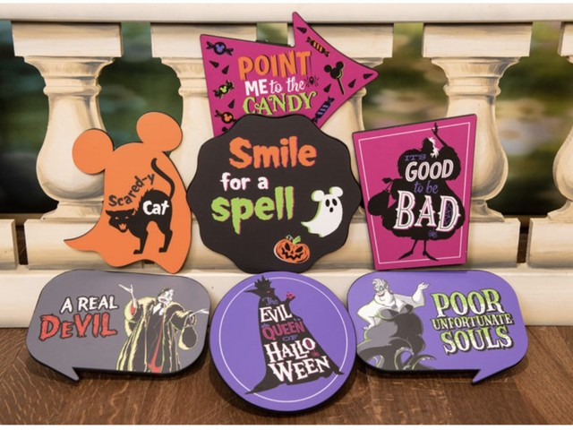Ghoulishly Fun PhotoPass Opportunities Abound at Mickey's Not-So-Scary Halloween Party