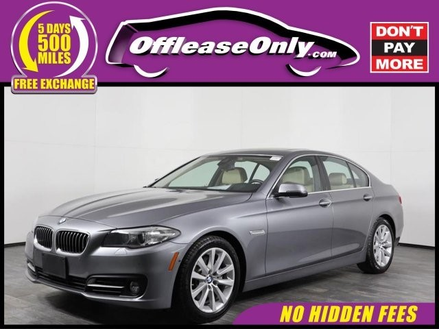 2016 BMW 5--Series 535i xDrive AWD