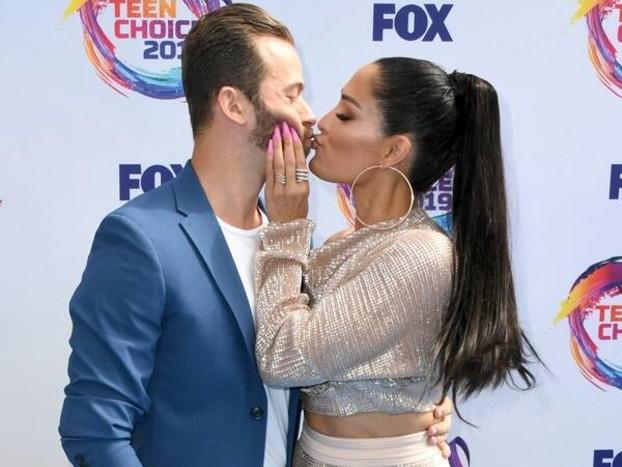 Nikki Bella Gushes Over Boyfriend Artem Chigvintsev as They Begin ''Amazing'' New Journey Together