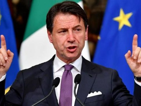 EU Must Reject Turkey's 'Blackmail' On Syrian Refugees, Urges Italy's Conte